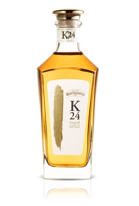 K24 Liquid GOLD • Grappa Riserva Barrique